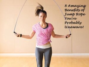 Read more about the article 8 Amazing Benefits of Jump Rope You're Probably Unaware