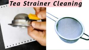 How to Clean a Tea Strainer - Avanti-eStore