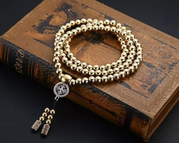 Buddha Beads Necklace - Avanti-eStore