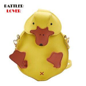 Cute Duck Crossbody Bag