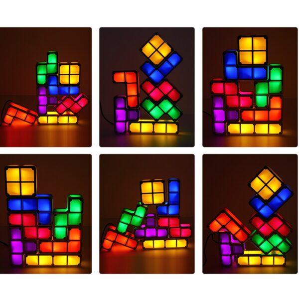 Tetris Light Blocks - Avanti-eStore