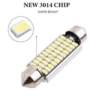 C5W LED C10W Festoon Bulb for Car Interior Lights