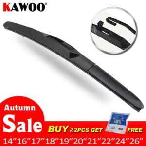 Car Wiper Blade Universal U Hook Type
