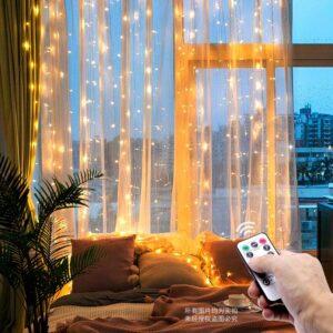Curtain String Lights