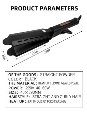 Best Hair Straightener for Women: It Straightens Hair and Makes it Silky and Soft!