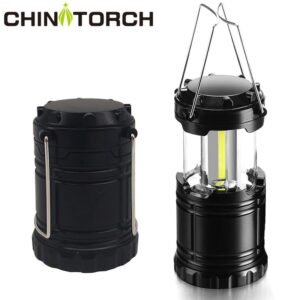 LED Camping Lantern: It's also Perfect for Trekking, Backpacking, Night Fishing, Emergencies, & More!