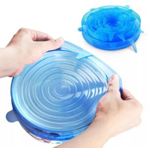 Best Silicone Lids: They Keep Your Foods Fresh for a Longer Period!