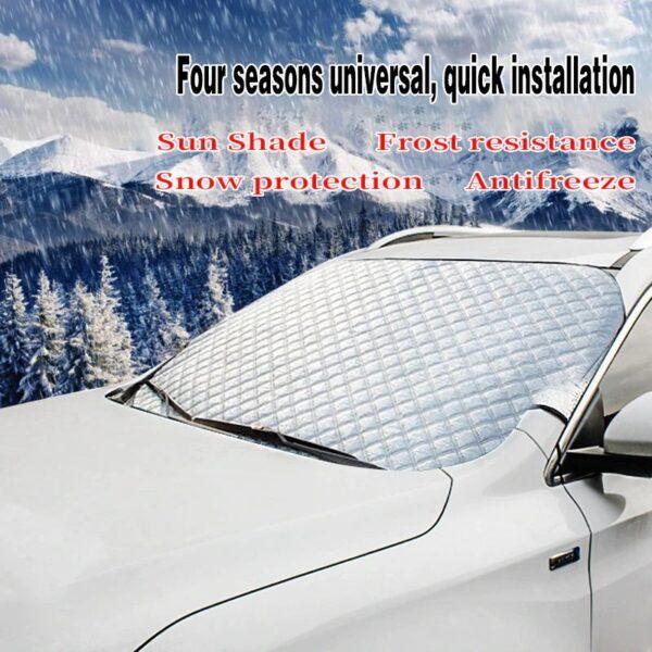 Windshield Snow Cover - Avanti-eStore