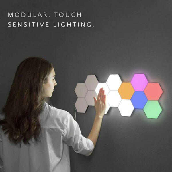Hexagonal Lights - Avanti-eStore