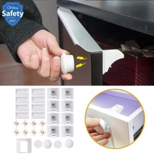 Best Magnetic Lock: Keeps Your Drawers and Cabinets Off-limit to Your Kids!