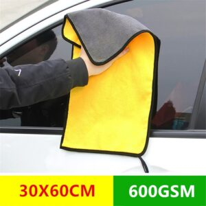 Microfiber Cleaning Cloth for Car and Home