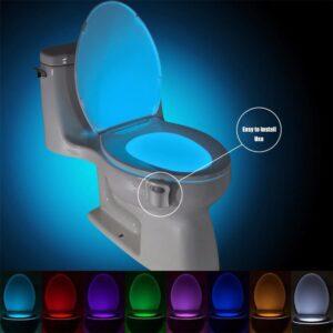 Smart Toilet Seat Sensor