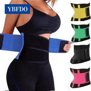 Women's Tummy Fat Burning Belt: It Boosts Sweating for Active Fat Burning!