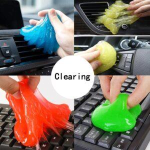 Car Cleaning Gel