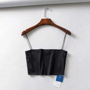 Cropped Tank Top