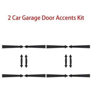 Decorative Garage Hinges and Handles