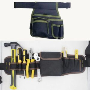 Best Multi-Pocket Tool Pouch for Your Tools & Accessories!