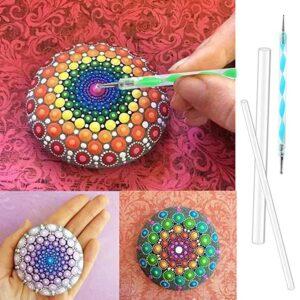 Mandala Art Tools: It's Perfect for Creating Mandala Art Work on Rocks & on Other Surfaces!