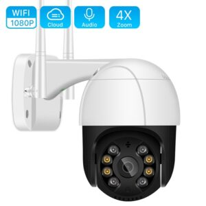 Digieye Outdoor WIFI Camera: It records Ultra-Clear Videos for High-level Security!