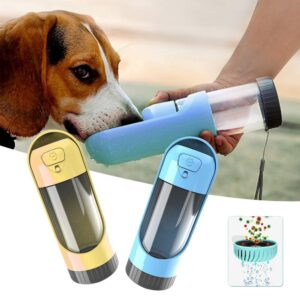 Dog Water Feeder: It's Portable & is Perfect for Long Walks with Your Dog!