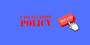 Cancellation, Return & Refund Policies - Avanti-eStore