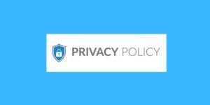 Private Policy - Avanti-eStore