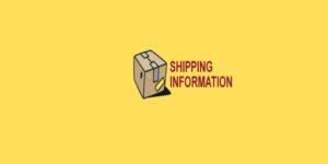 Shipping Information - Avanti-eStore