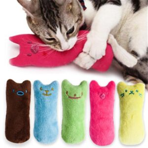 Best Cat Chew Toys: Cats Love The Catnip Scent & Will be Kept Busy!