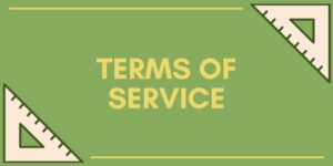 Terms of Service - Avanti-eStore