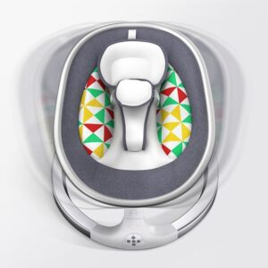 Smart Electric Baby Rocker Swing: It's Easy for Mom to Put Her Baby to Sleep Fast!