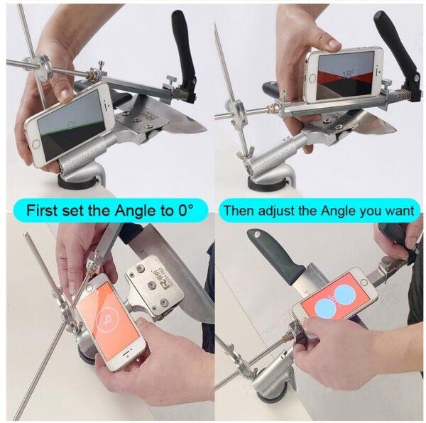 Fixed Angle Knife Sharpener - Avanti-eStore