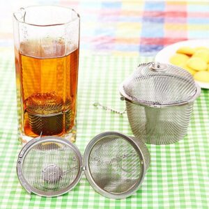 5 Methods to Effectively Clean Your Tea Strainers