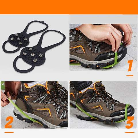 Ice Grippers for Shoes - Avanti-eStore